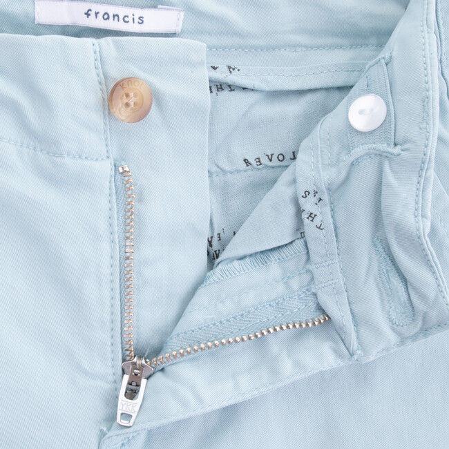 Francis Twill Shorts, Blue