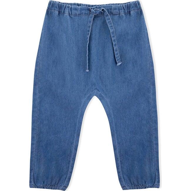 Drew Trousers, Denim