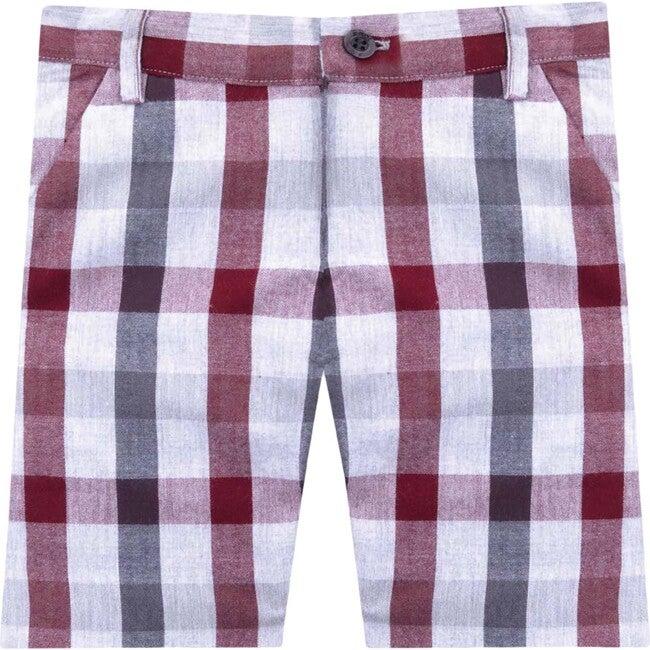 Malfoy Shorts, Plaid