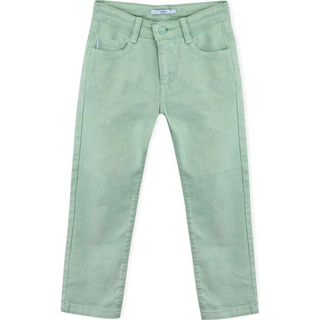 Jake Twill trousers, Green