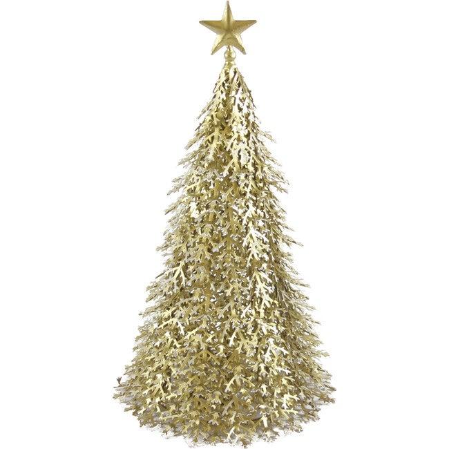 Iron Spruce Tree, Gold Wash