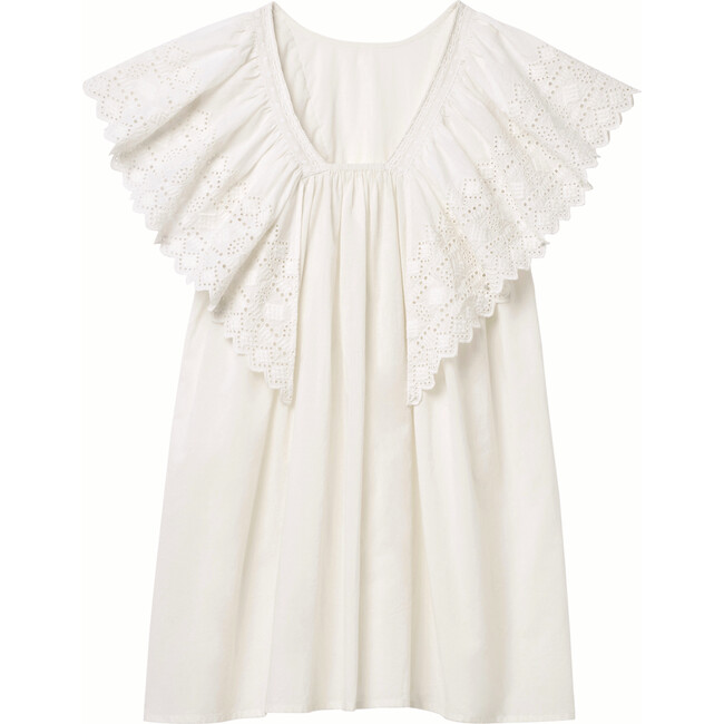 Hibiscus, Vintage White