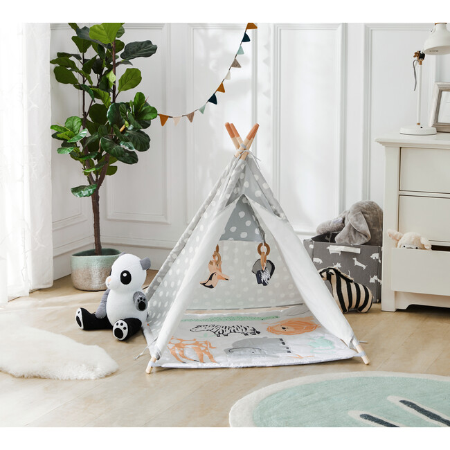 Jungle Baby Activity Tent