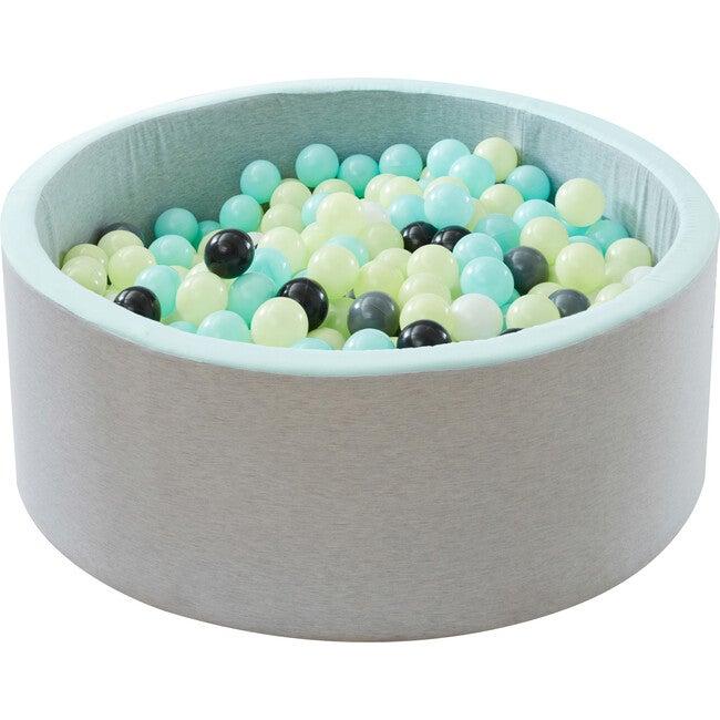 Jersey Foam Ball Pit