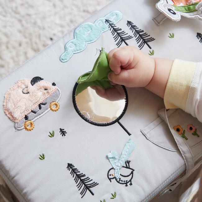 Baby Activity Square Chair
