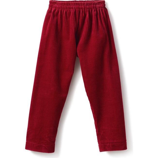 Pelayo Pants, Corduroy Brick
