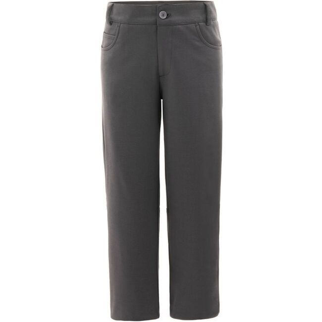 Athleisure Trousers, Gray
