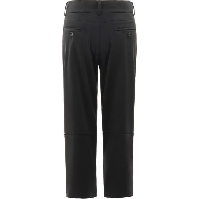 Athleisure Trousers, Black