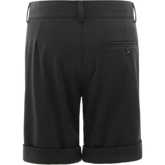Athleisure Shorts, Black