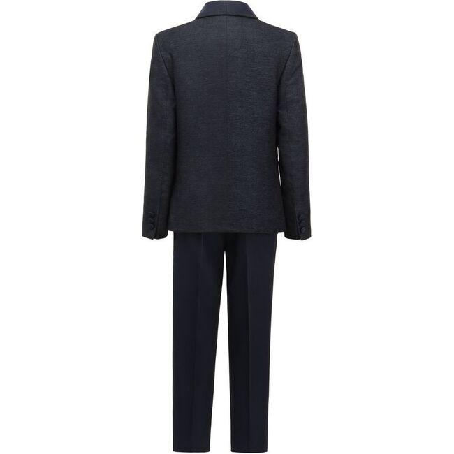 4pc Suit Set, Midnight Blue