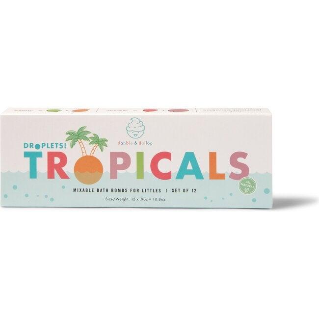 100% Natural Bath Bombs - Tropicals