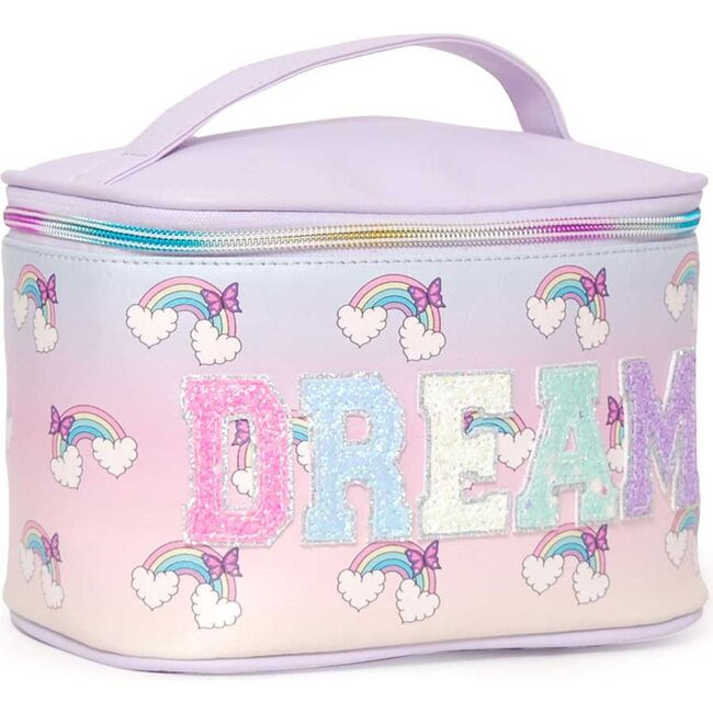 DREAM Rainbow Bright Glam Bag, Purple