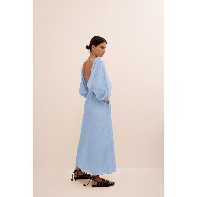 Women's Magdelene Maxi, Aegean Blue