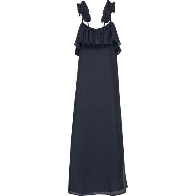 Women's Inca Dress, Deep Blue