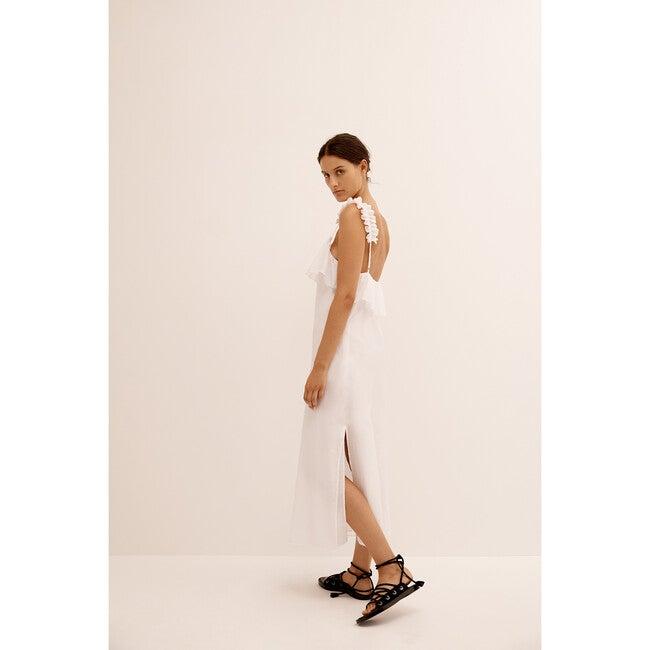 Women's Inca Dress, White