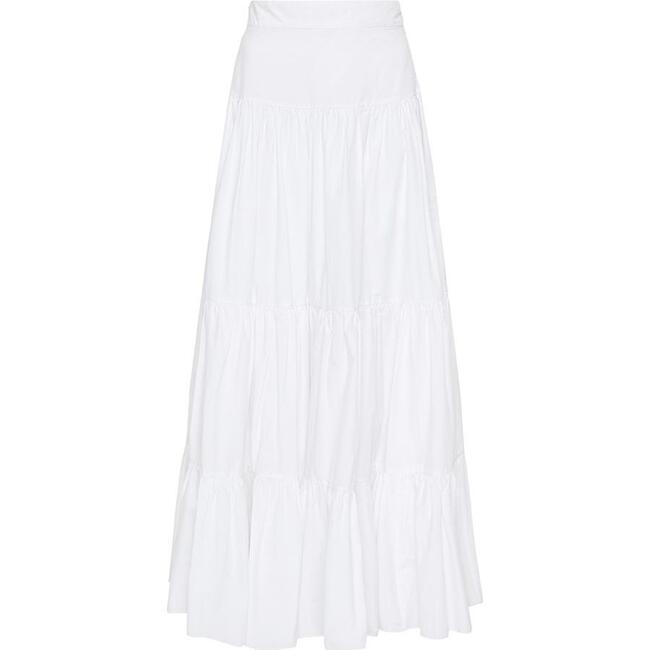 Women's Elouise Skirt, White