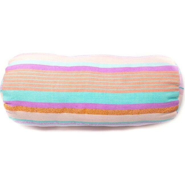 Bolster Pillow, Unicorn Stripe