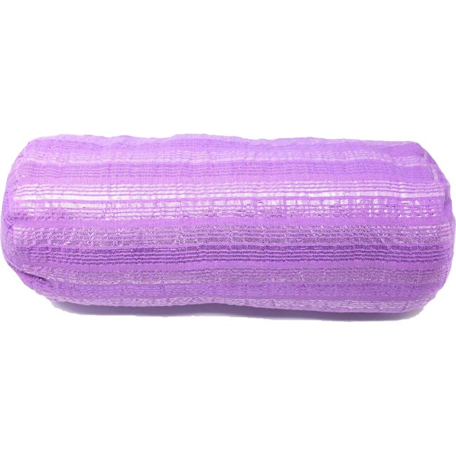 Bolster Pillow, Purple
