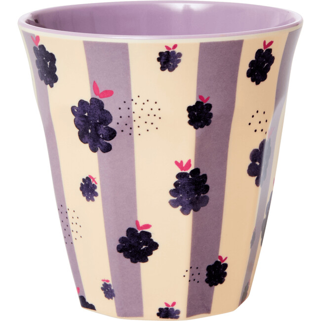 Gift Set of 6 Small Melamine Cups, Disco