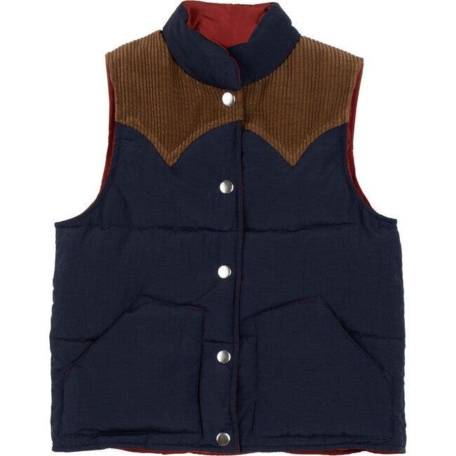 Frankie Vest, Navy Multi