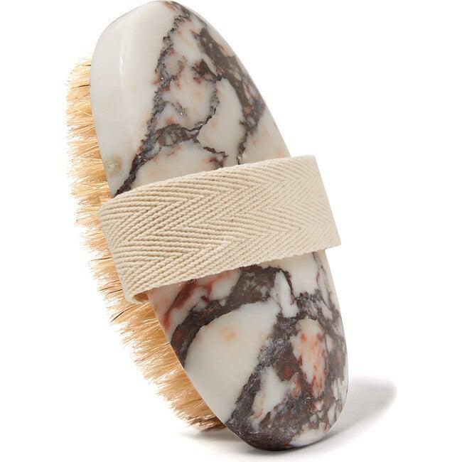 Calacatta Viola Marble Body Brush