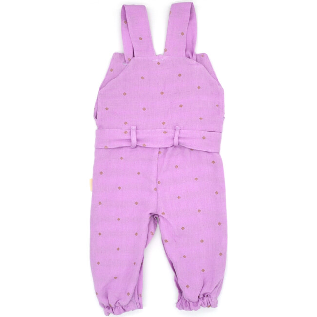 Lola Baby Jumpsuit, Lilac
