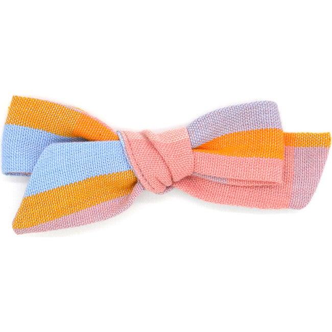 Medium Bow, Shell Pink