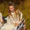 Taylor Long Sleeve Pajama Set, Kissing Fish - Pajamas - 5