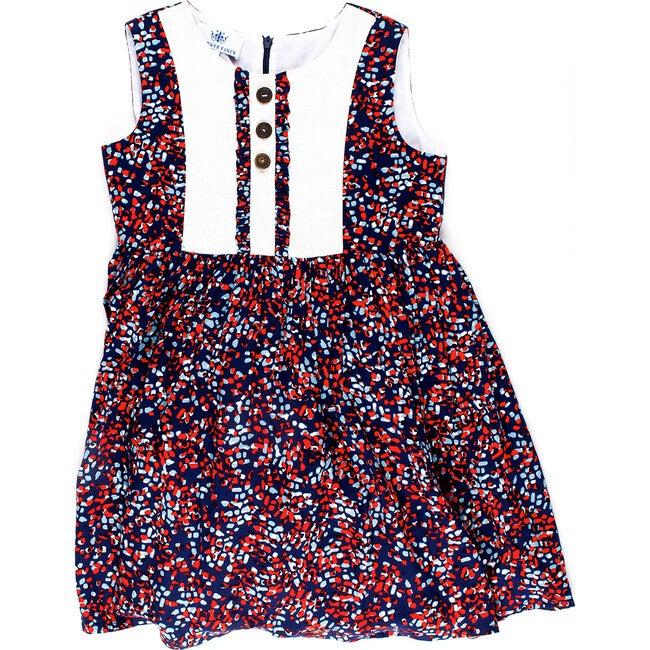 Floral Printed Caroline Dress - Dresses - 1