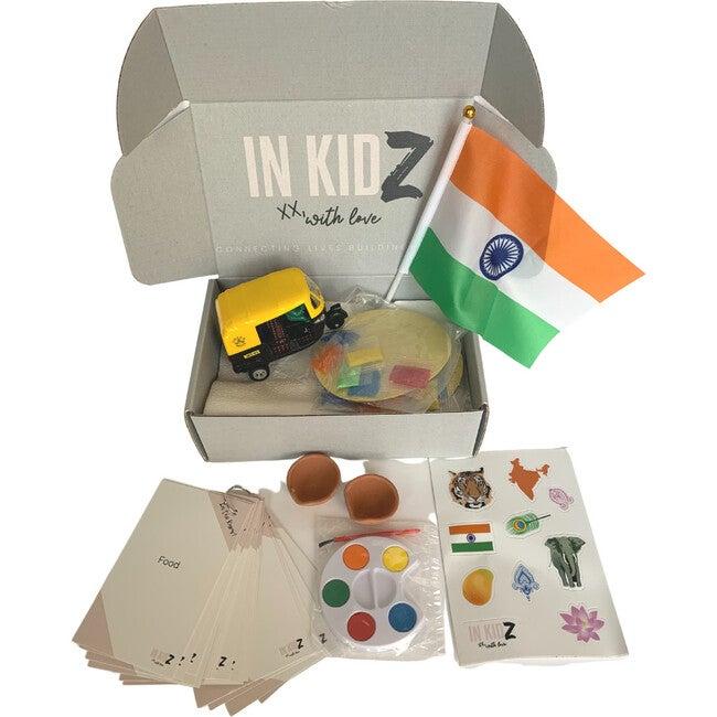 Mini Diwali Box with Rikshaw
