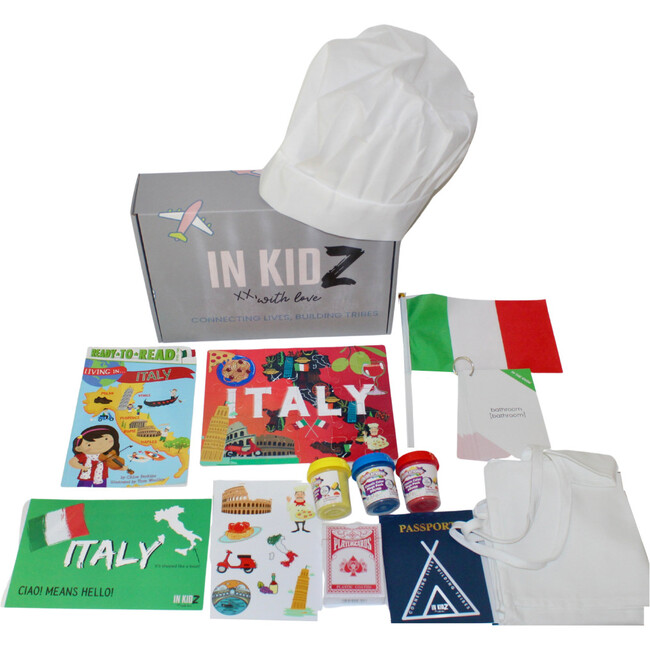 Italy Culture Box