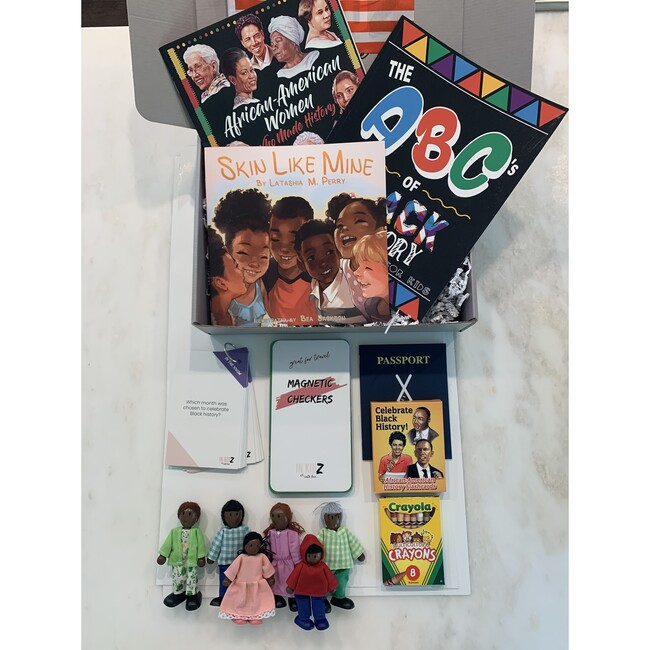 America Box, Black History Edition
