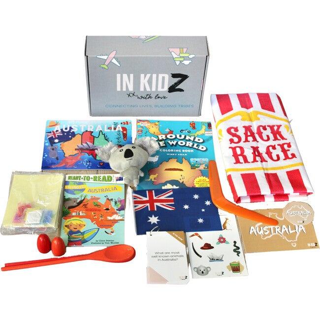 Australia Culture Box
