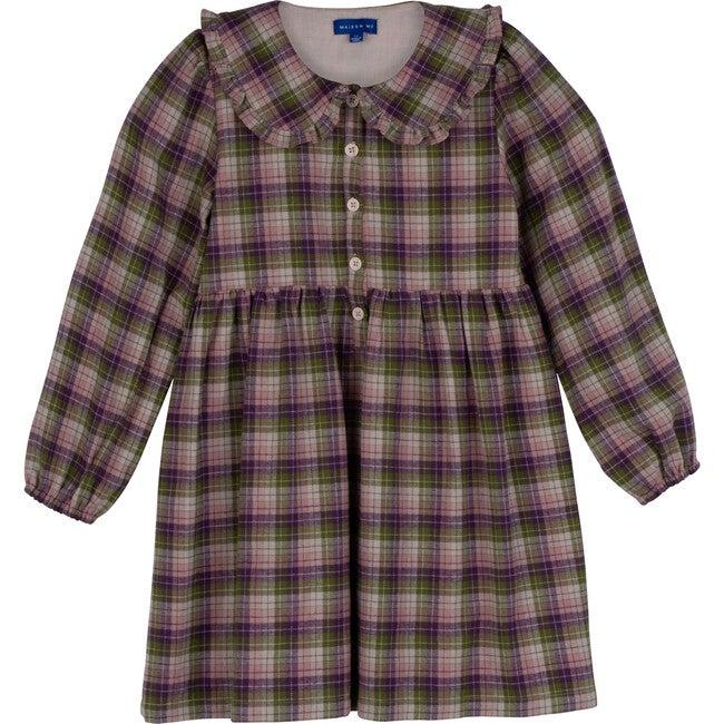 Niama Dress, Lavender Multi