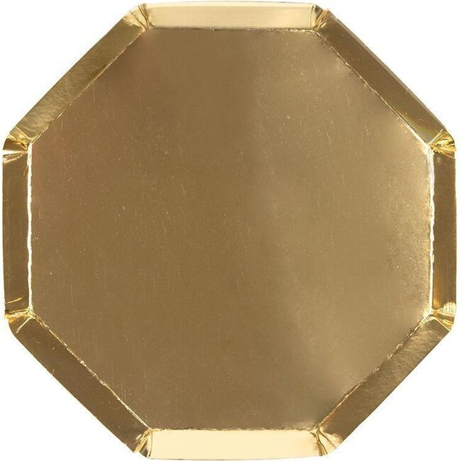Gold Side Plates, Gold