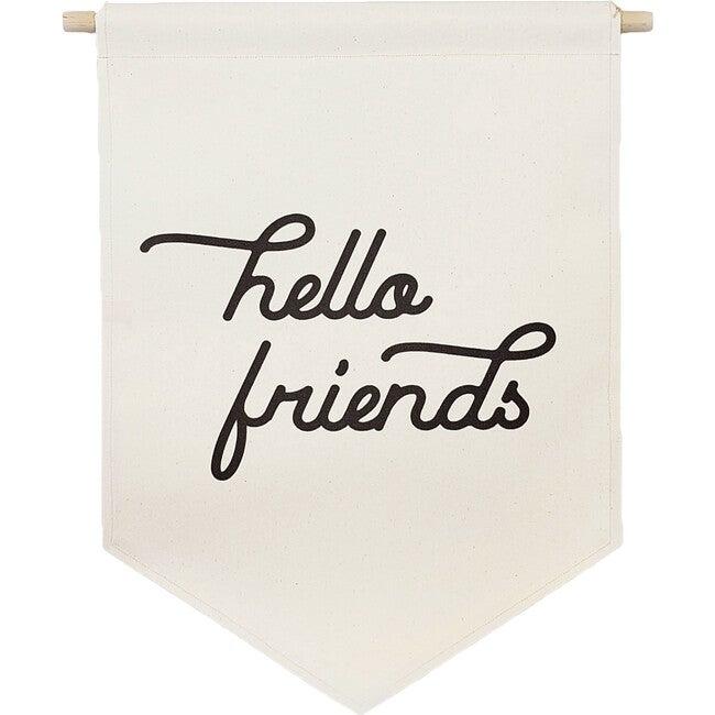 Hello Friends Banner