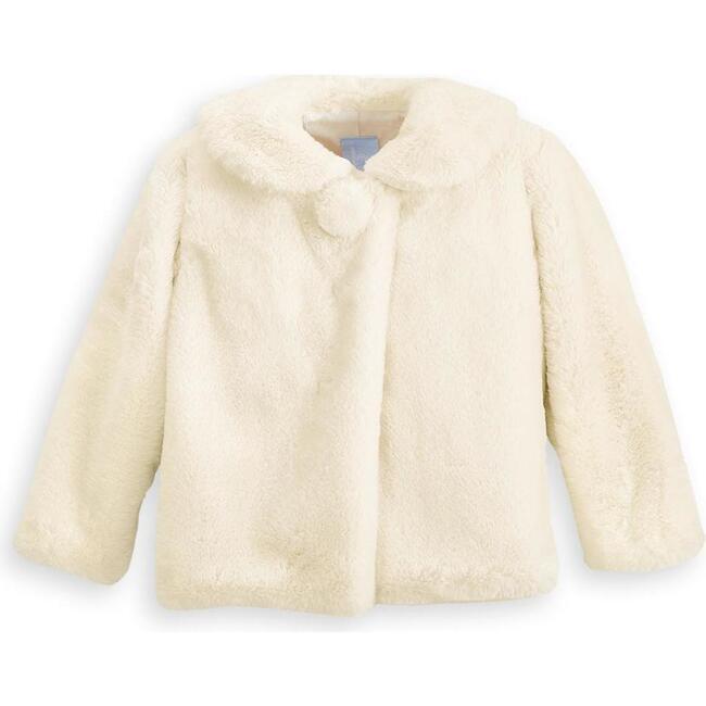 Gretchen Coat, Ivory
