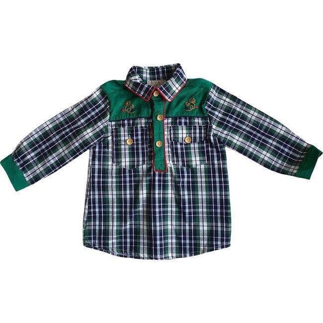 Waylon Shirt, Green