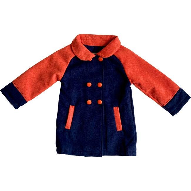 Vita Coat, Navy