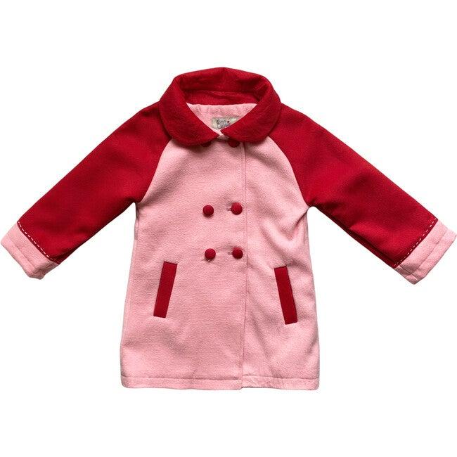 Vita Coat, Pink