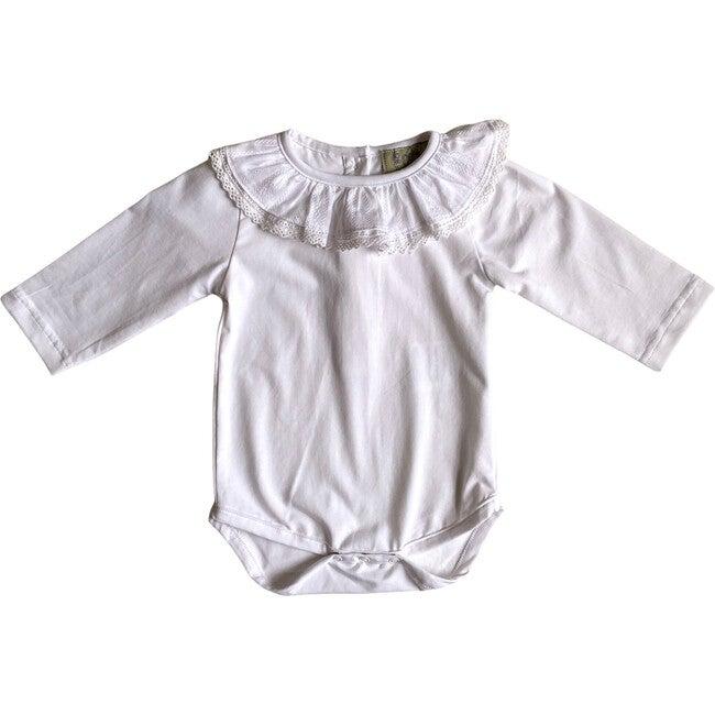 Rowan Vest, White