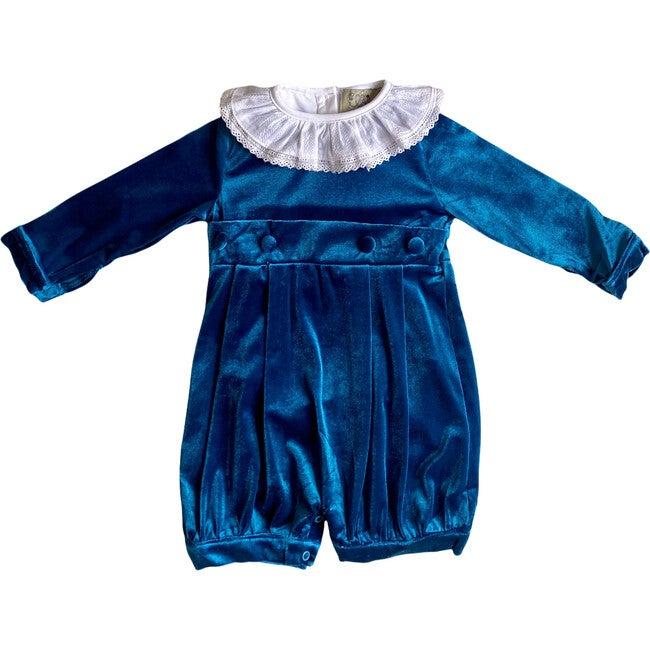 Cedric Romper, Blue