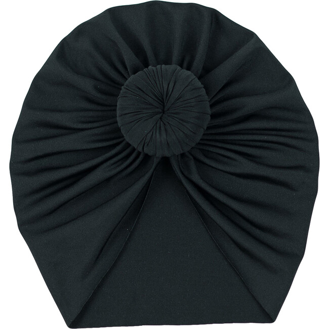 Classic Knot Headwrap, Black