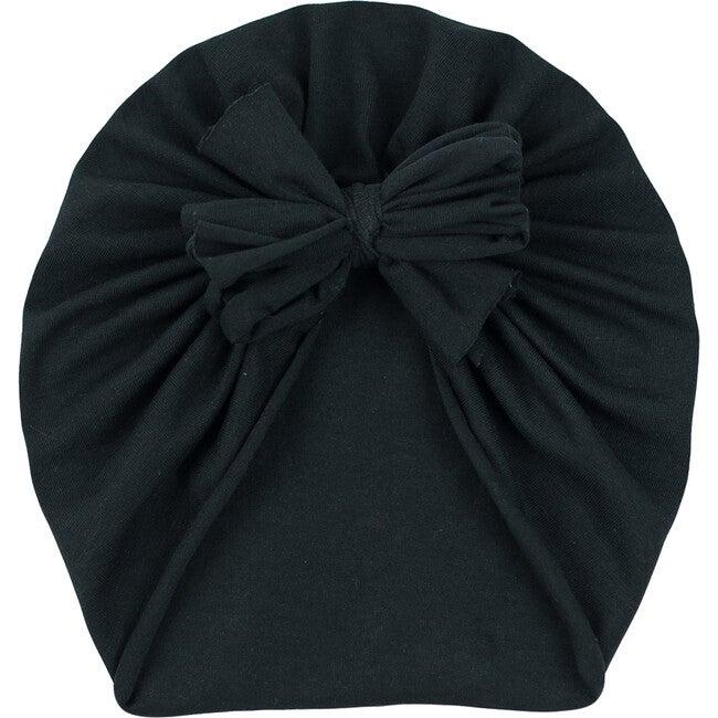 Classic Bow Headwrap, Black