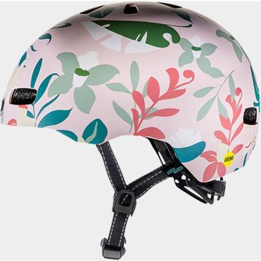 Little Nutty Helmet, Leaf It