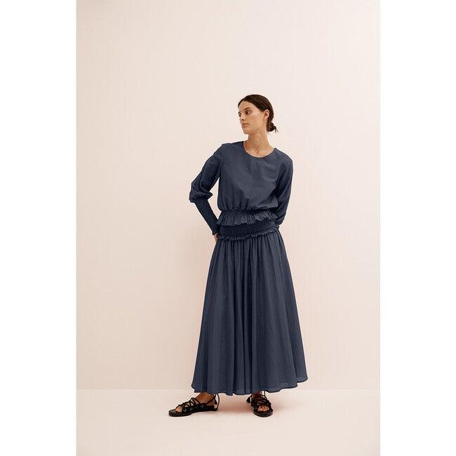 Women's Lenny Skirt, Deep Blue
