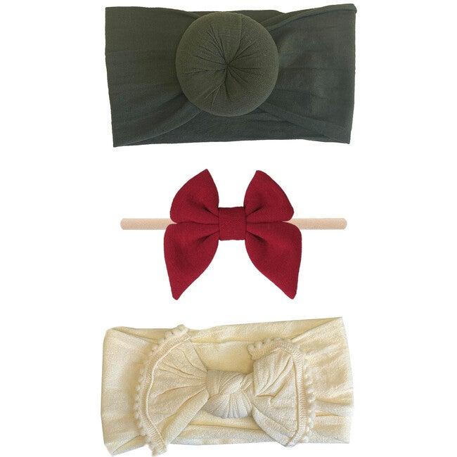 Holiday Headband Gift Set