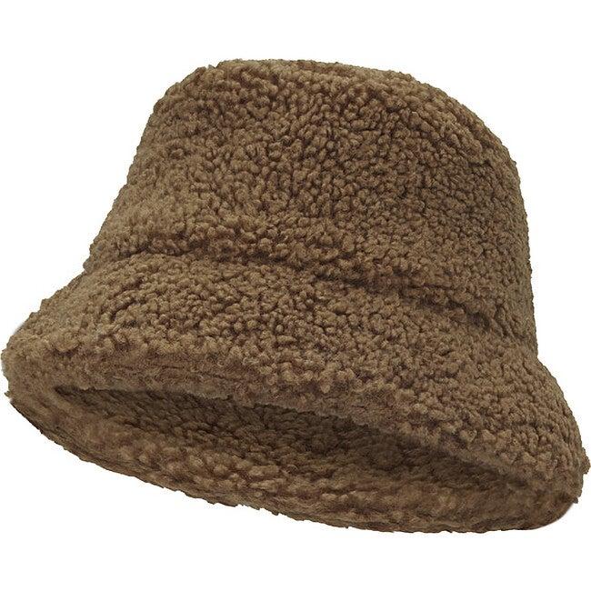 Women's Amara Bucket Hat, Camel