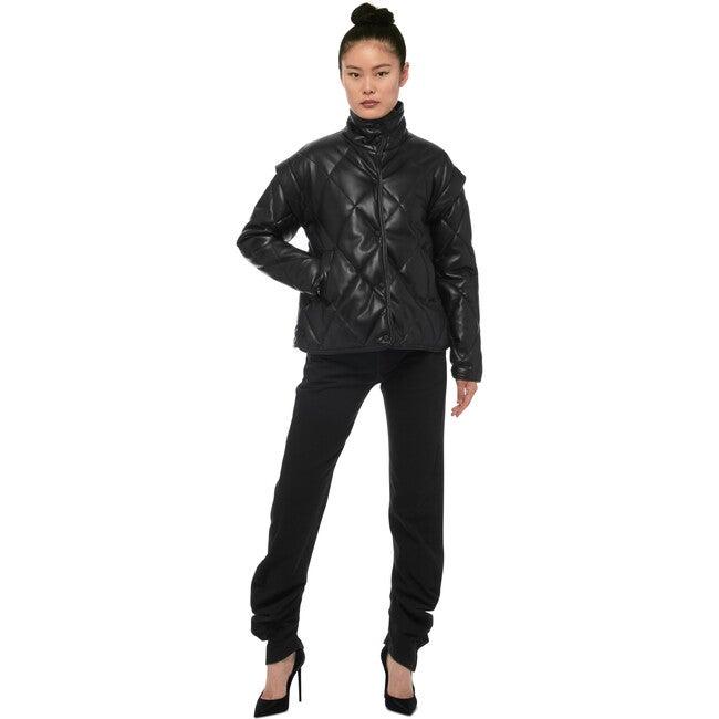 Women's Liliane Jacket, Noir