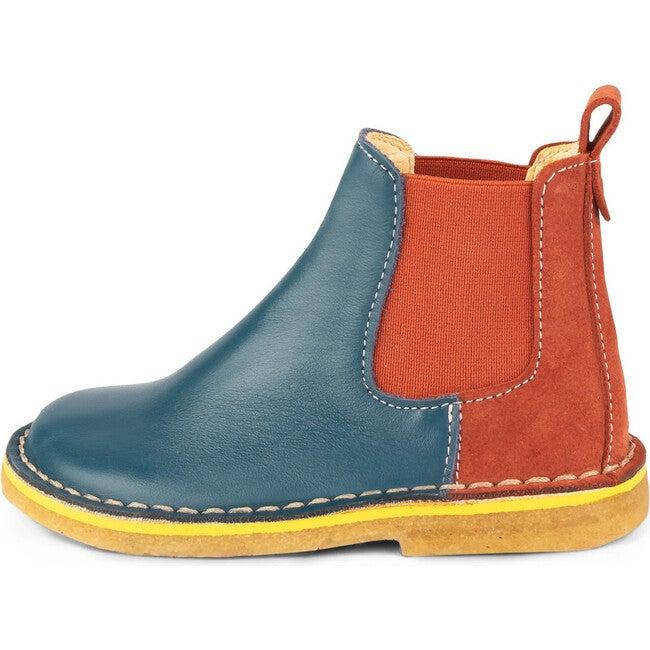 Ride.Muskat Chelsea Boots, Multi-color